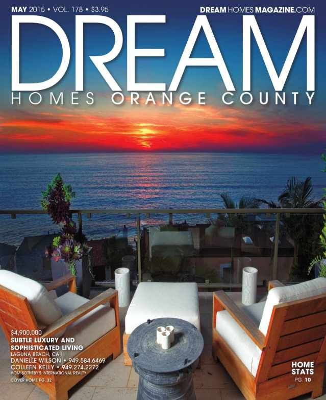 Dream Homes Digital Magazine Orange County