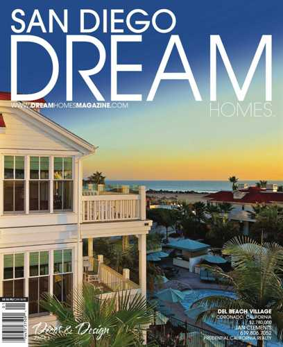 Dream Homes Digital Magazine San Diego