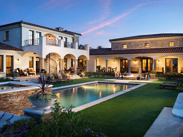 Home Brochure of 18394 Via Ambiente Rancho Santa Fe CA, 92067