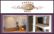 French Custom Shutters