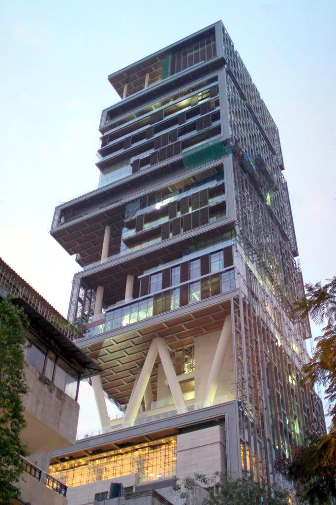 Antilia: Photo by Jhariani